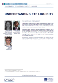 Intraday ETF Trading and the Volatility of the Underlying
